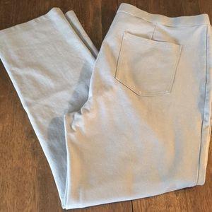 Isaac Mozarabic Live Blue Gray Soft Pants - Sz 24W